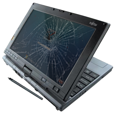 Laptop broken screen repair New York